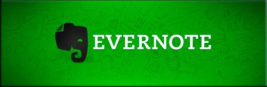 Программа органайзер Evernote