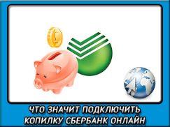 Что значит подключить копилку в сбербанк онлайн и каков принцип ее работы?