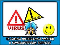 16 самых интересных фактов о компьютерных вирусах