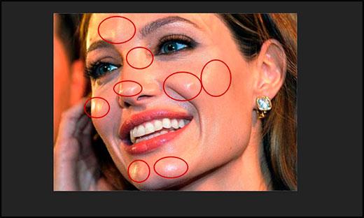 Как убрать жирный блеск с лица в фотошопе на фото несколькими способами?