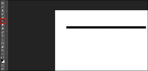 Как нарисовать прямую линию в фотошопе: обычную, ломанную или под углом