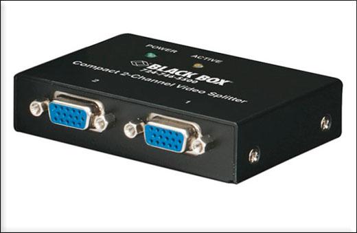 Сплиттер (разветвлитель) для видеокарты