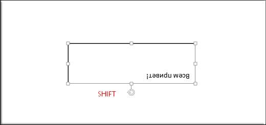 Как перевернуть текст в ворде вверх ногами проще простого?