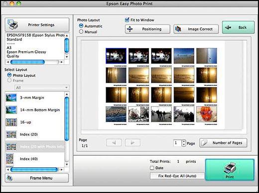 Лучшие программы для распечатки фотографий разных размеров