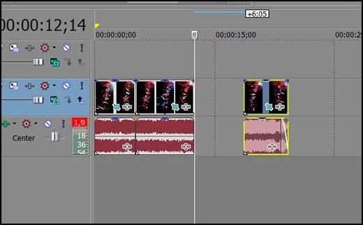 Как замедлить видео в сони вегас про или ускорить его с помощью встроенных средств или плагина