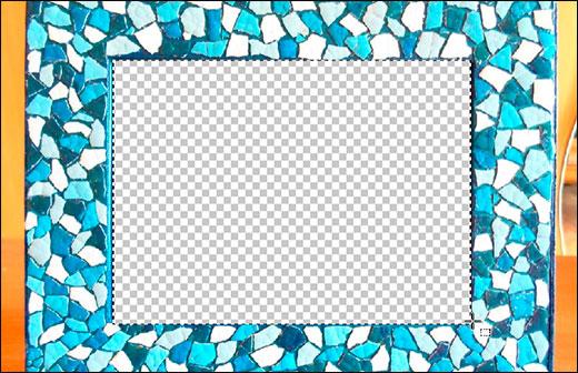 Как легко сделать рамку в фотошопе вокруг фотографии или вставить готовую