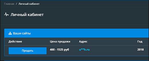 Аукцион брошенных сайтов: отзывы на якобы реальный заработок от 25000 рублей в день