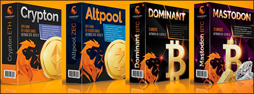 Dominant finance: отзыв о майнинговом проекте. Стоит ли вкладывать деньги в Доминант Финанс