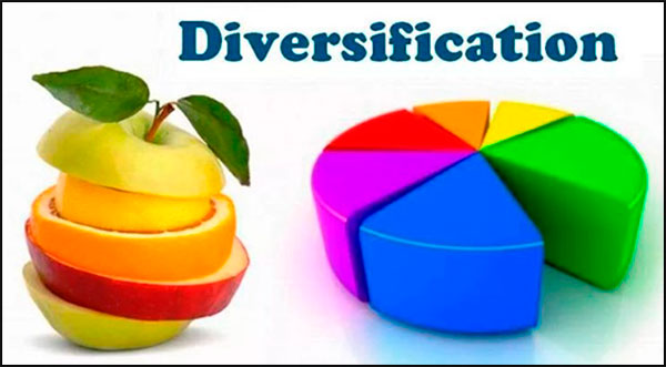 Что такое диверсификация в инвестициях простыми словами
