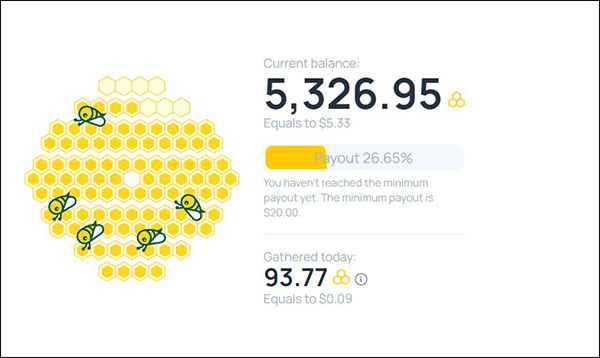 Honeygain: мой обзор и отзывы на приложение по заработку на раздаче трафика